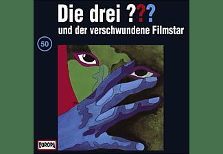 Die drei ??? 50: ...und der verschwundene Filmstar  - (CD)