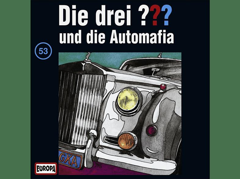 Die drei ??? 53: ...und die Automafia - (CD)
