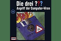 Die drei ??? 56: Angriff der Computer-Viren - (CD)