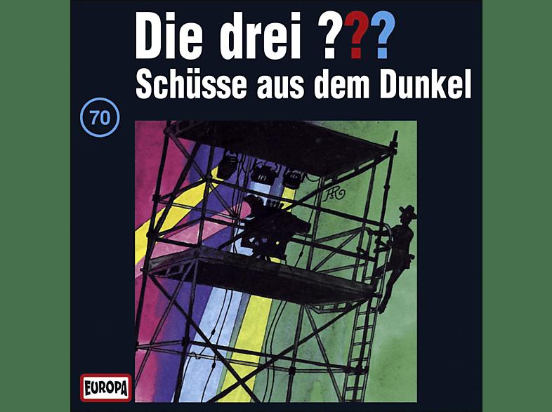 Die drei ??? 70: Schüsse aus dem Dunkel - (CD)