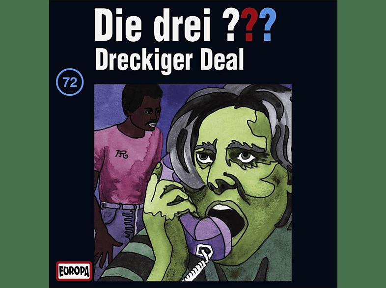 Die drei ??? 72: Dreckiger Deal - (CD)