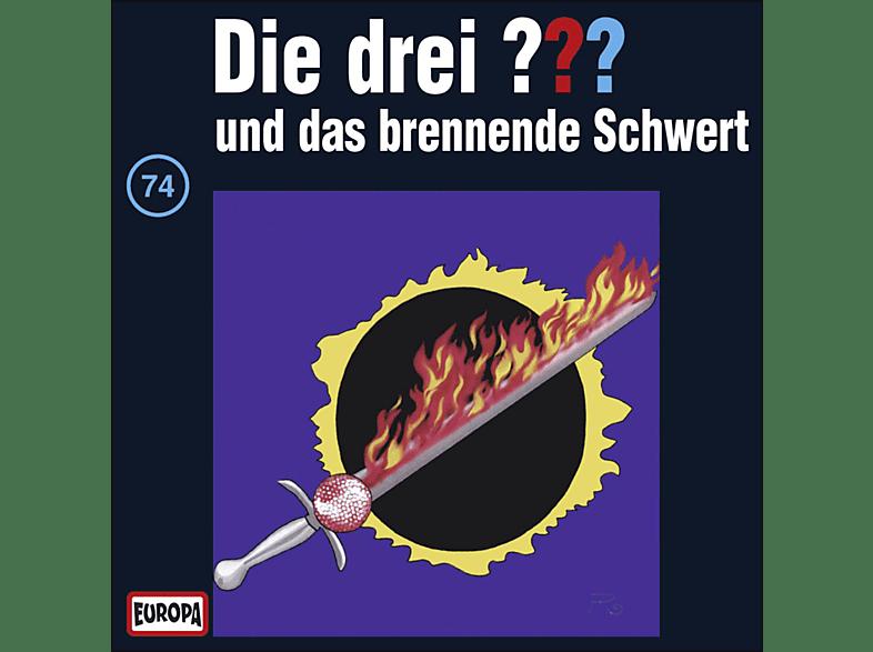 Die drei ??? 74: ...und das brennende Schwert - (CD)