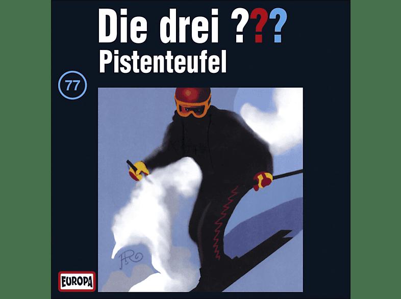 Die drei ??? 77: Pistenteufel - (CD)