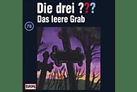 Die drei ??? 78: Das leere Grab - (CD)