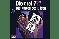 Die drei ??? 82: Die Karten des Bösen - (CD)
