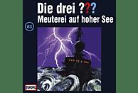 Die drei ??? 83: Meuterei auf hoher See - (CD)