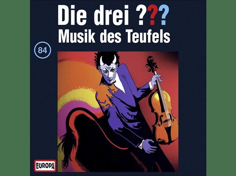Die drei ??? 84: Musik des Teufels - (CD)