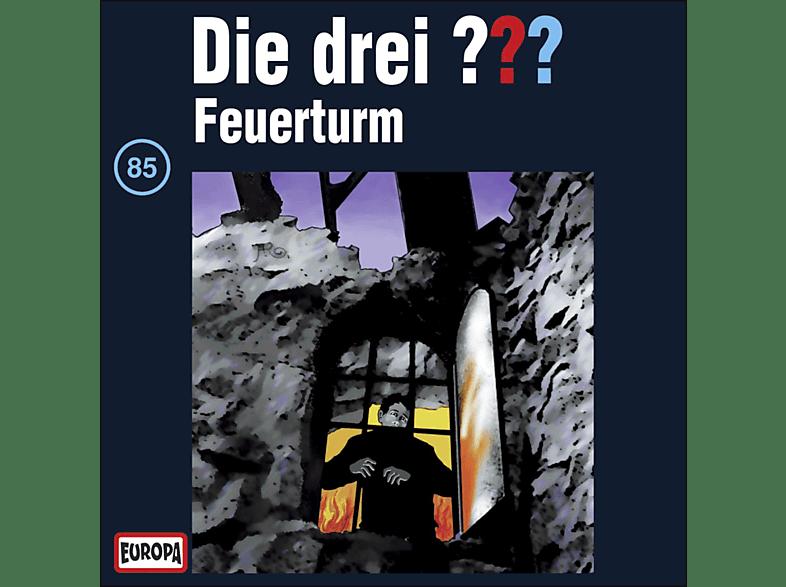 Die drei ??? 85: Feuerturm - (CD)