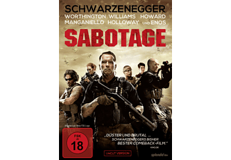 Sabotage - Uncut Version [DVD]