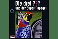 Die drei ??? 01: ...und der Superpapagei - (CD)