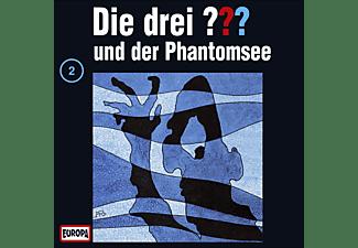 - Die drei ??? 02: ...und der Phantomsee  - (CD)