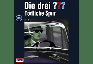 - Die drei ??? 89: Tödliche Spur  - (CD)