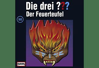 Die drei ??? 90: Der Feuerteufel  - (CD)