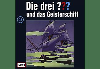 - Die drei ??? 93: ...und das Geisterschiff  - (CD)