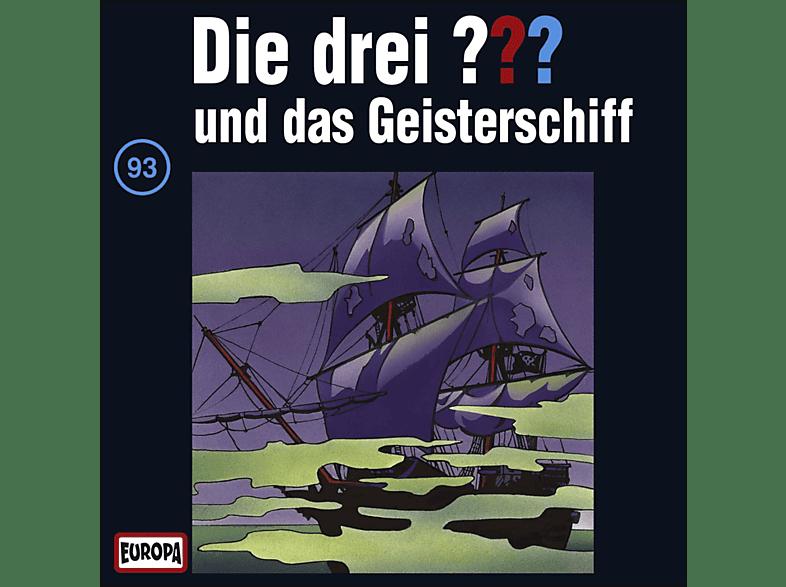 Die drei ??? 93: ...und das Geisterschiff - (CD)
