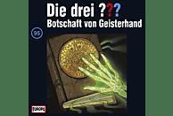 Die drei ??? 95: Botschaft von Geisterhand - (CD)