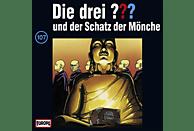 Die drei ??? 107: Der Schatz der Mönche - (CD)