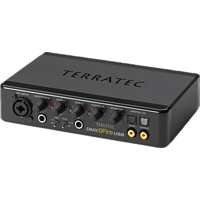 TERRATEC DMX 6Fire USB, Audiosystem