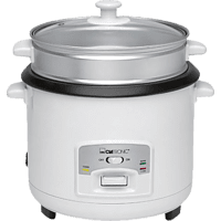 CLATRONIC RK 3566 Reiskocher (700 Watt, Weiß)