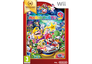 Mario Party 9 - Selects Nintendo Wii