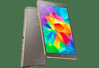 Tablet - Samsung Galaxy Tab S, 8.4 pulgadas, 16 GB, bronce, WiFi, Bluetooth 4.0