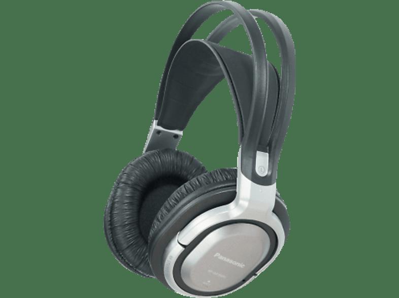 PANASONIC RP-WF950 E-S, Over-ear Funkkopfhörer  Silber