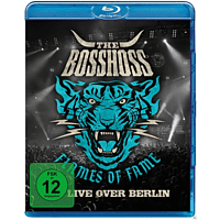 The BossHoss - Flames Of Fame (Live Over Berlin) - [Blu-ray]