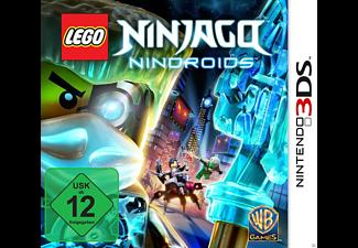 LEGO Ninjago Nindroids - [Nintendo 3DS]