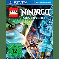 Lego Ninjago Nindroids - [PlayStation Vita]
