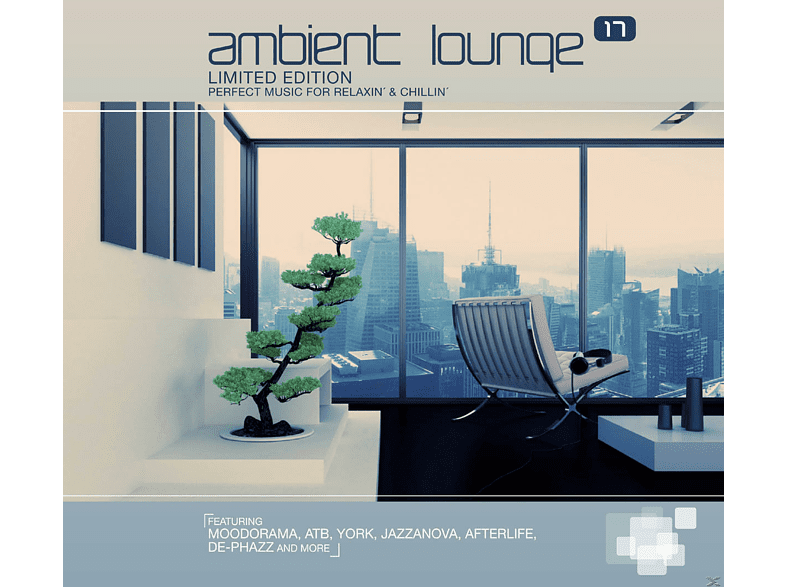 VARIOUS - Ambient Lounge Vol. 17 [CD]