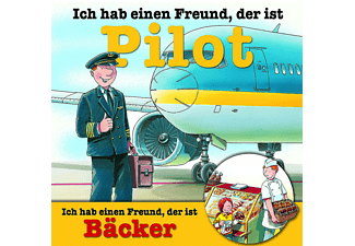 Berufeserie 6 - Ich Hab Einen Freund, D.I.Pilot/Bäcker  - (CD)