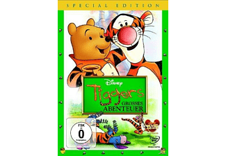 Tiggers großes Abenteuer - Special Edition DVD