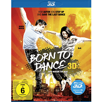 Born to Dance (+2D) [3D Blu-ray (+2D)]