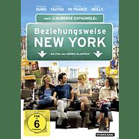 Beziehungsweise New York [DVD]