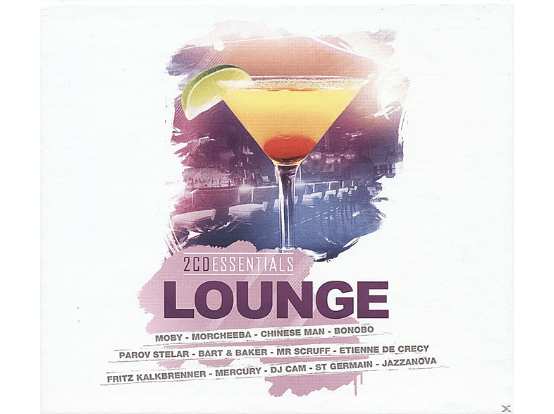 VARIOUS - Essentials-Lounge [CD]