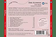 CHANG,HAN-NA/SLATKIN,LEONHARD/PHILHARMONIA ORCH. - Der Schwan:Cello Classics [CD]