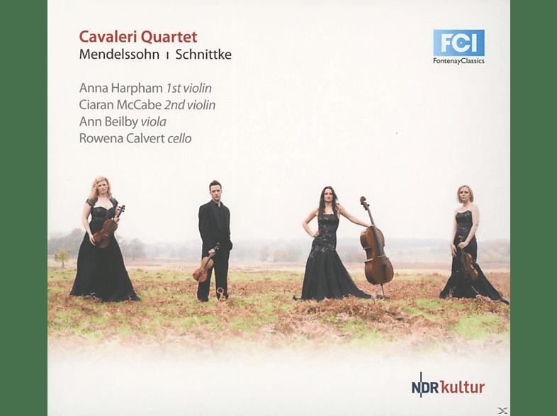 Cavaleri Quartet - Streichquartette a-moll op.13 / Nr.3 [CD]