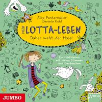 Mein Lotta-Leben - Daher weht der Hase - (CD)