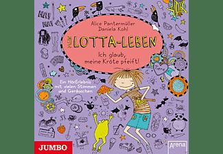 Mein Lotta-Leben - Ich glaub, meine Kröte pfeift!  - (CD)