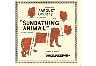 Parquet Courts - Sunbathing Animal - (CD)