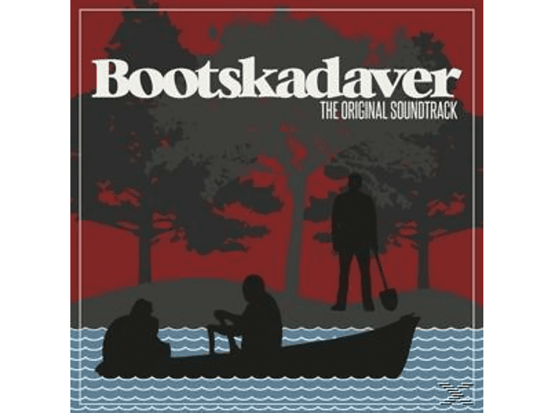 OST/VARIOUS - BOOTSKADAVER [Maxi Single CD]