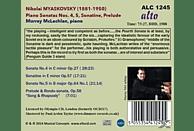 Murray Mclachlan - Klaviersonaten 4 & 5 [CD]