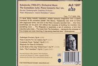 Anatoly Sheludiakov, Russian Cinematographic Symphony Orchestra - Kabalewski: Orchesterwerke - Die Komödianten Op.26/Klavierkonzert Nr.1/+ [CD]