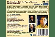 Craven/Arden-Taylor/+ - The Piper of Dreams-Werke für Bläser [CD]