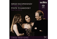 Trio Testore - Trio Elegiaque 1/Piano Trio Op.50 [SACD]