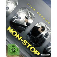 Non-Stop (Limited Steelbook Edition) [Blu-ray]