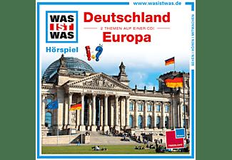 - WAS IST WAS: Deutschland / Europa  - (CD)