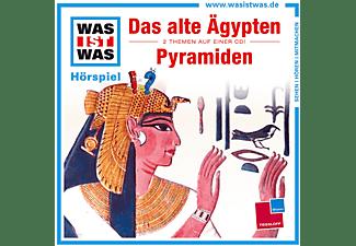 - WAS IST WAS?: Das alte Ägypten & Pyramiden  - (CD)