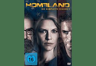 Homeland - Staffel 3 [DVD]