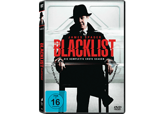 The Blacklist - Staffel 1 [DVD]